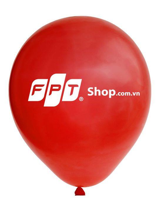 Bong bóng in logo FPT Shop
