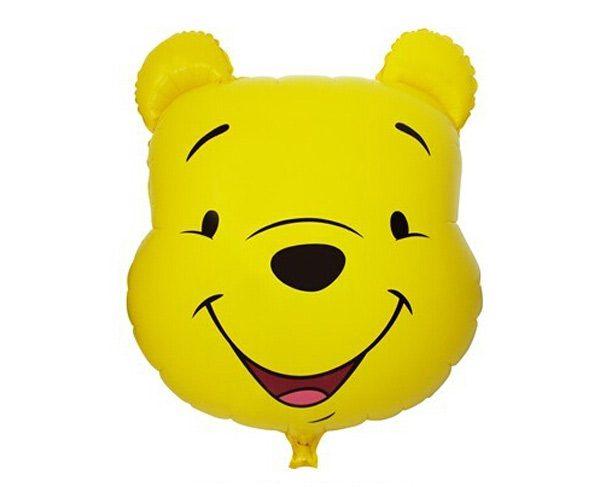 Bong bóng kiếng gấu Pooh