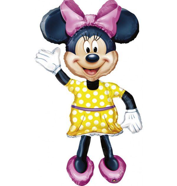 Bong bóng kiếng Minnie đáng yêu