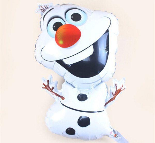 Bong bóng kiếng người tuyết Olaf