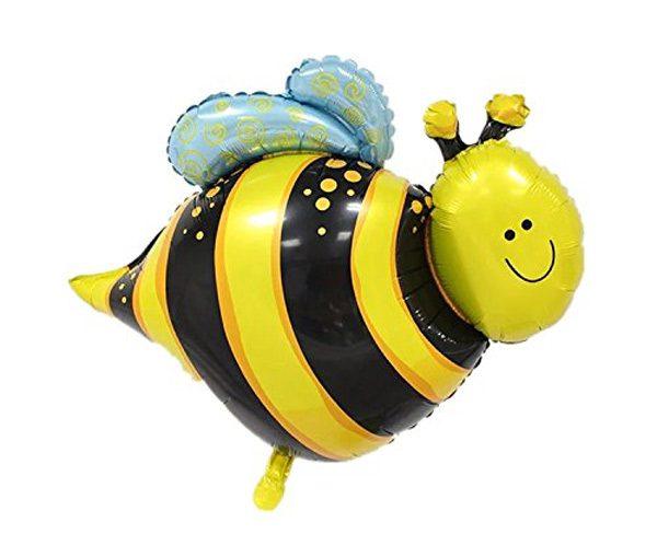 Bong bóng kiếng ong vàng dễ thương