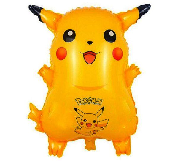 Bong bóng kiếng Pikachu