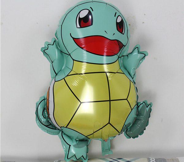 Bong bóng kiếng pokemon Rùa