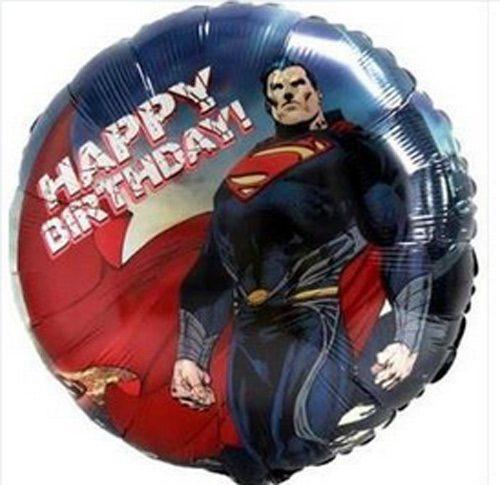 Bong bóng kiếng sinh nhật siêu nhân