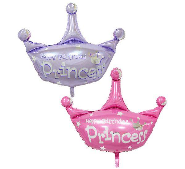 Bong bóng kiếng vươn miện công chúa