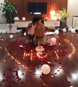 Cách tổ chức sinh nhật cho người yêu