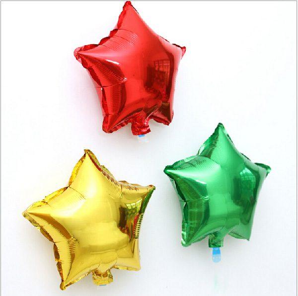 Bộ ba bóng kiếng ngôi sao trung