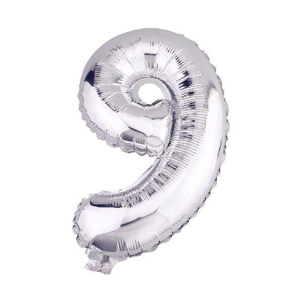 Số 9 trang trí sinh nhật cho bé